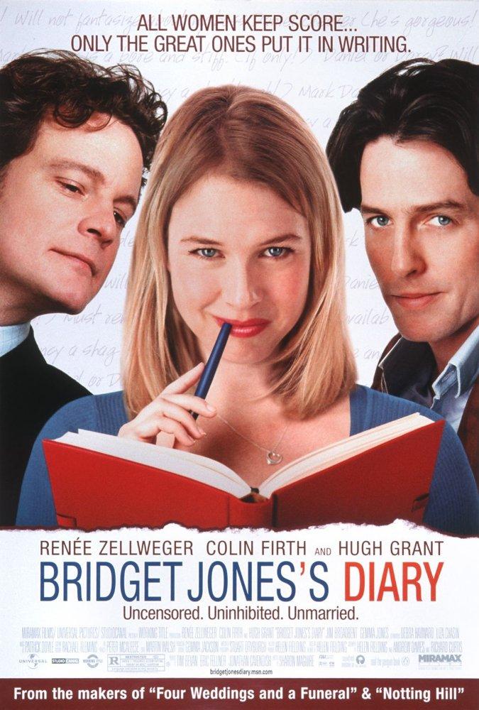 Cine del 13 - Bridget Jones's Diary