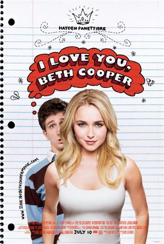 Cine del 13 - I Love You, Beth Cooper