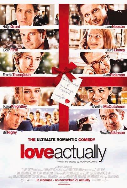 Cine del 13 - Love Actually