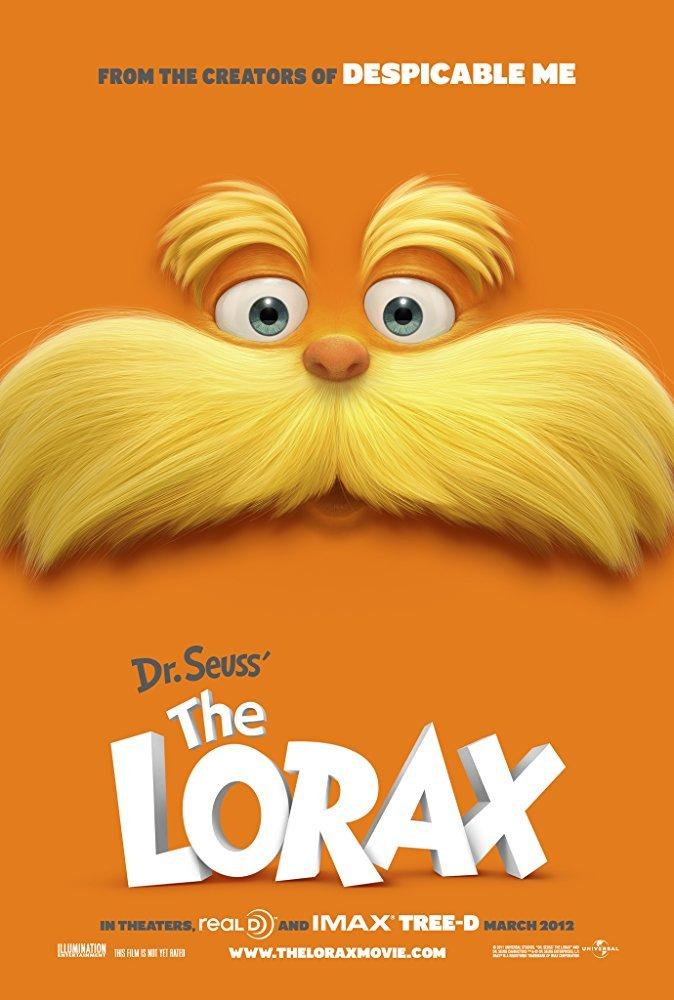 Cine Animado - The Lorax
