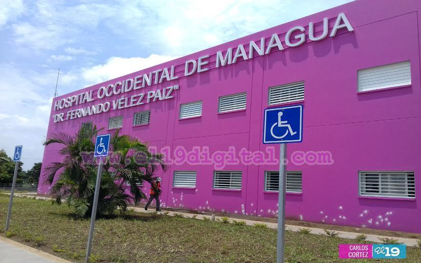 Hospital Fernando Vélez Paiz atenderá diversas especialidades