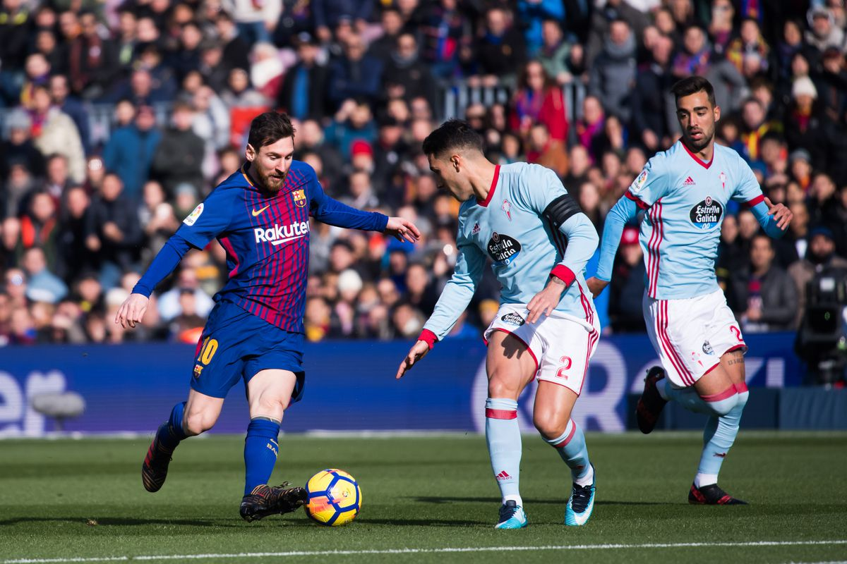 Barca clasifica a cuartos de final de la Copa del Rey tras liquidar al Celta
