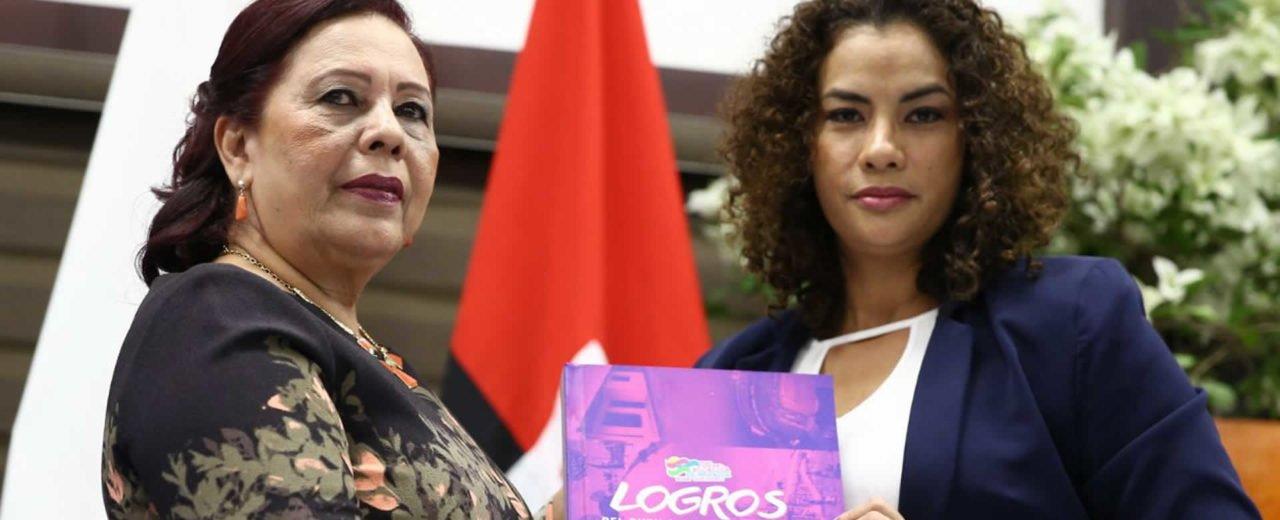 ALMA realiza Toma de Posesión de autoridades de Managua