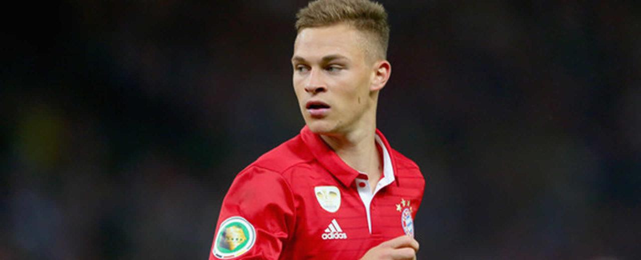 Joshua Kimmich Mejor jugador de la Selección Alemana desplazando al monarca Özil