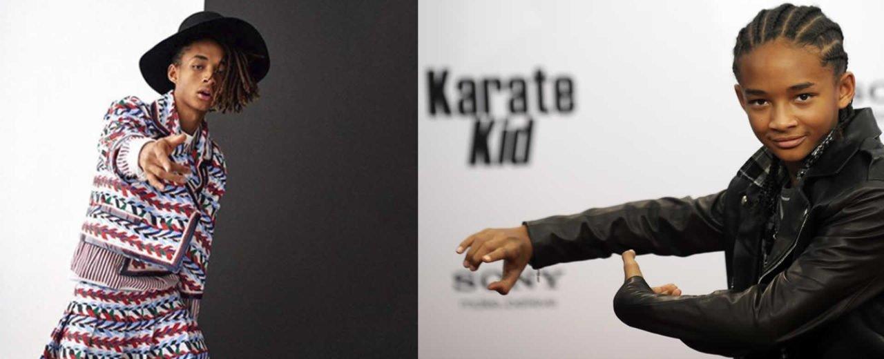 Así luce Jaden Smith 8 años después de Karate Kid