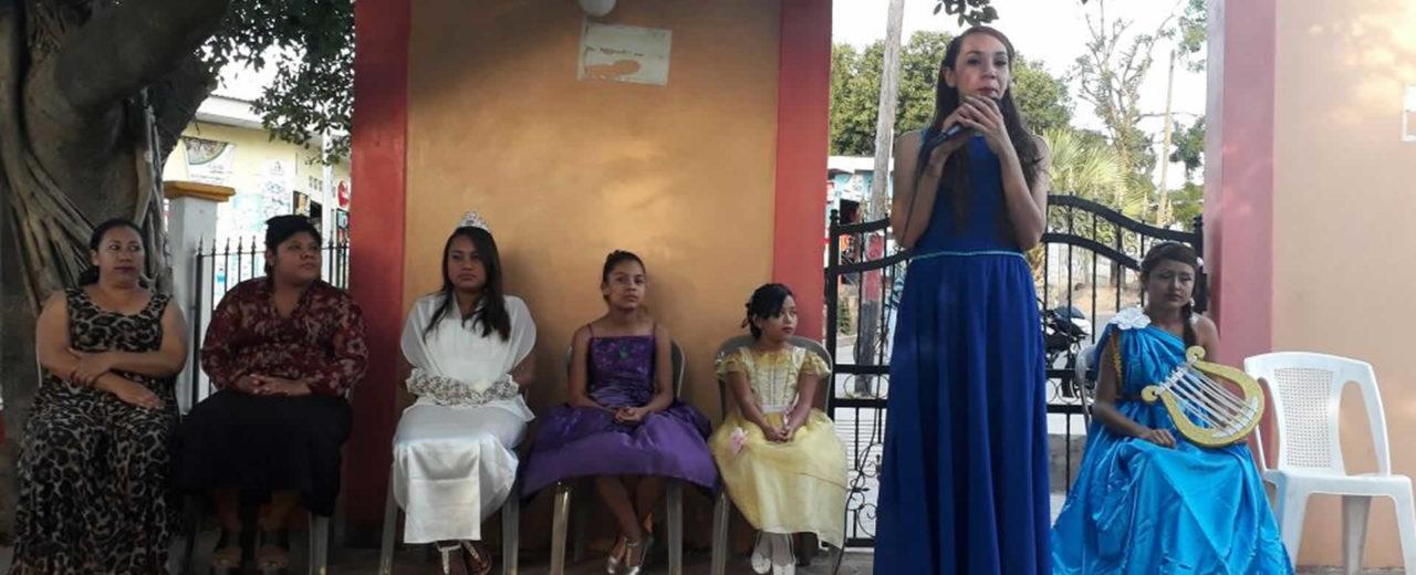 Municipio de Yalaguina da Inició a la Jornada Dariana