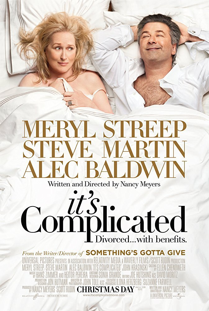 Cine del 13 - It's Complicated