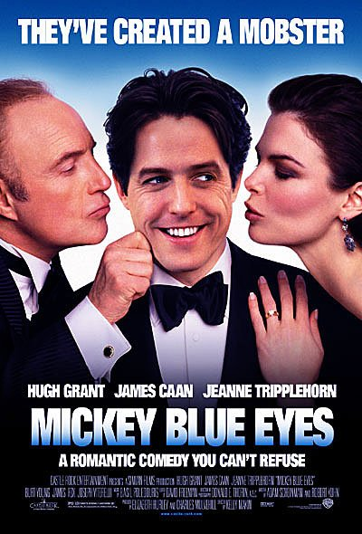 Cine del 13 - Mickey Blue Eyes
