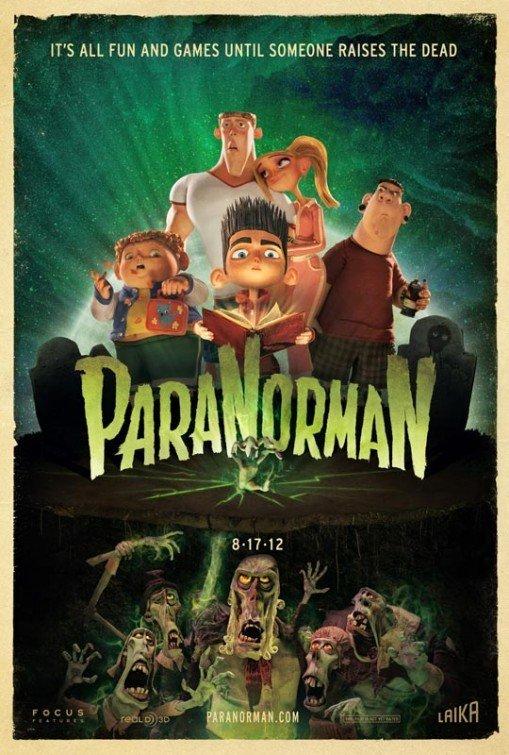 Cine Animado - Paranorman