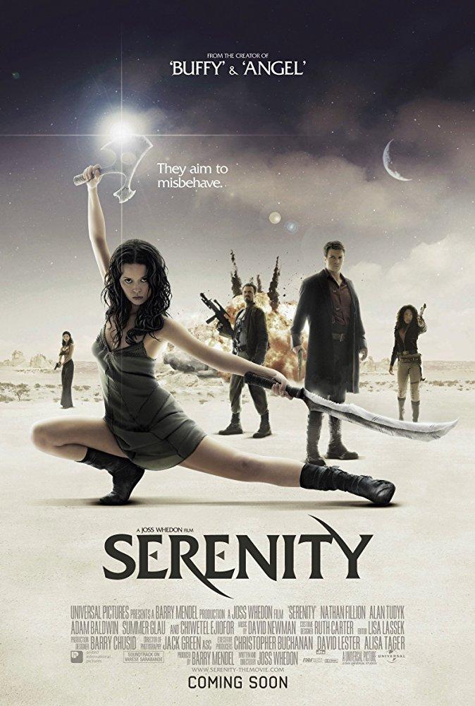 Cine del 13 - Serenity
