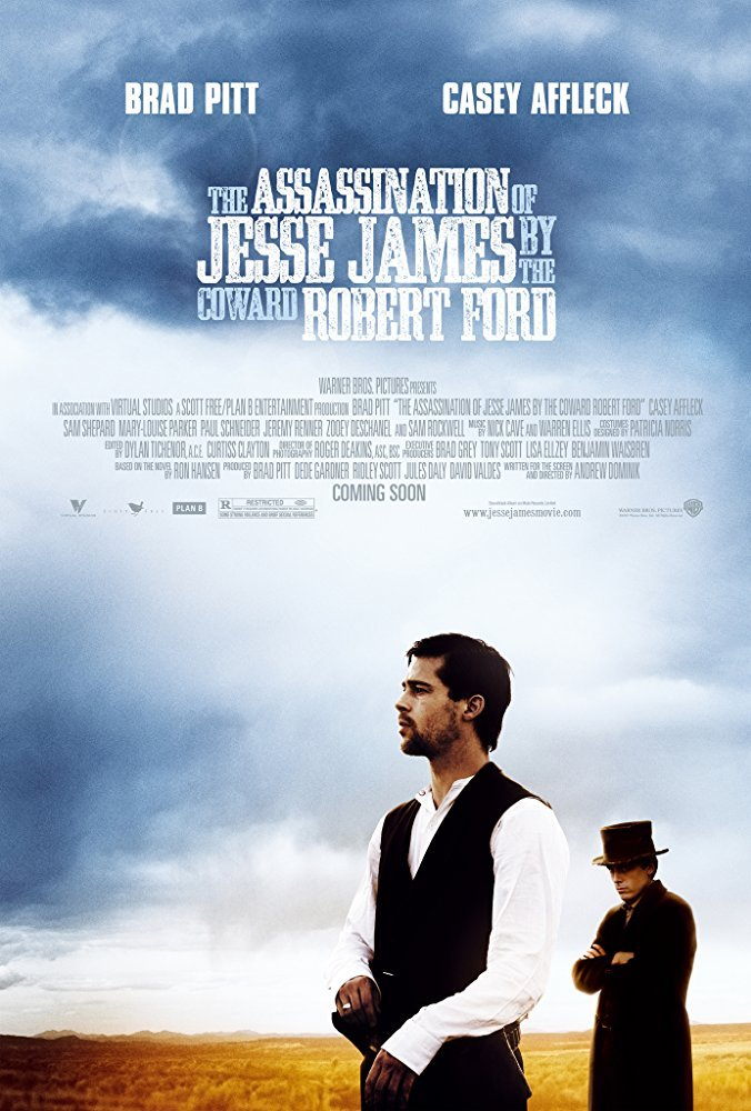 Cine del 13 - The Assassination of Jesse James by the Coward Robert Ford