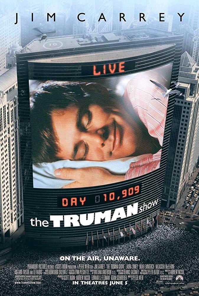 Cine del 13 - The Truman Show
