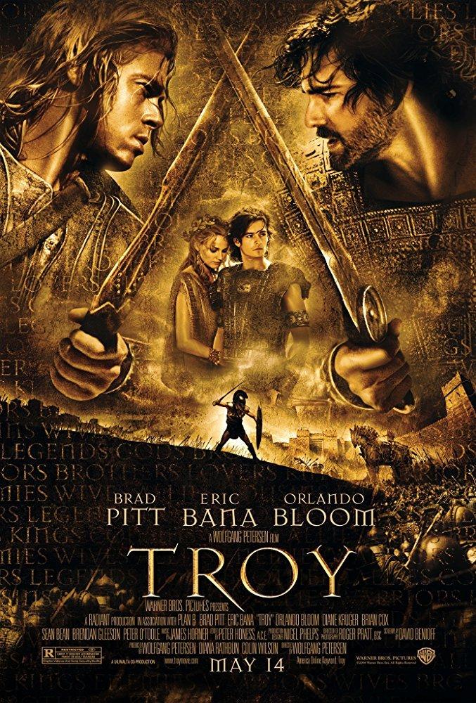 Cine del 13 - Troy
