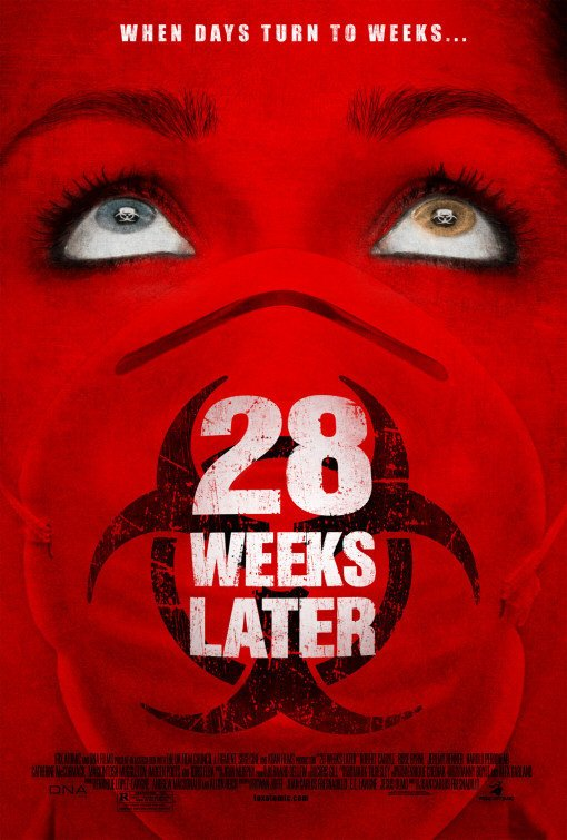 Viernes del 13 - 28 Weeks Later