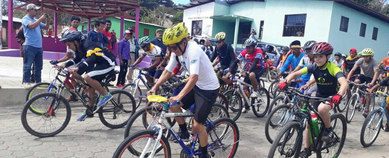Madriz realiza Segundo Rally Tour Ciclístico