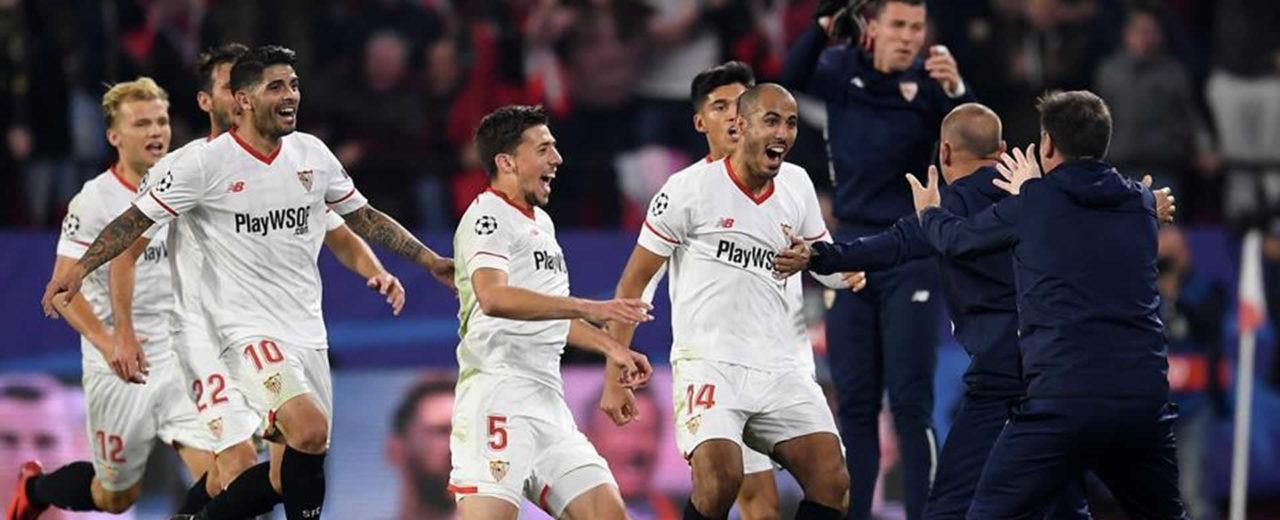 El Sevilla medirá fuerzas ante el Manchester United, en octavos de final