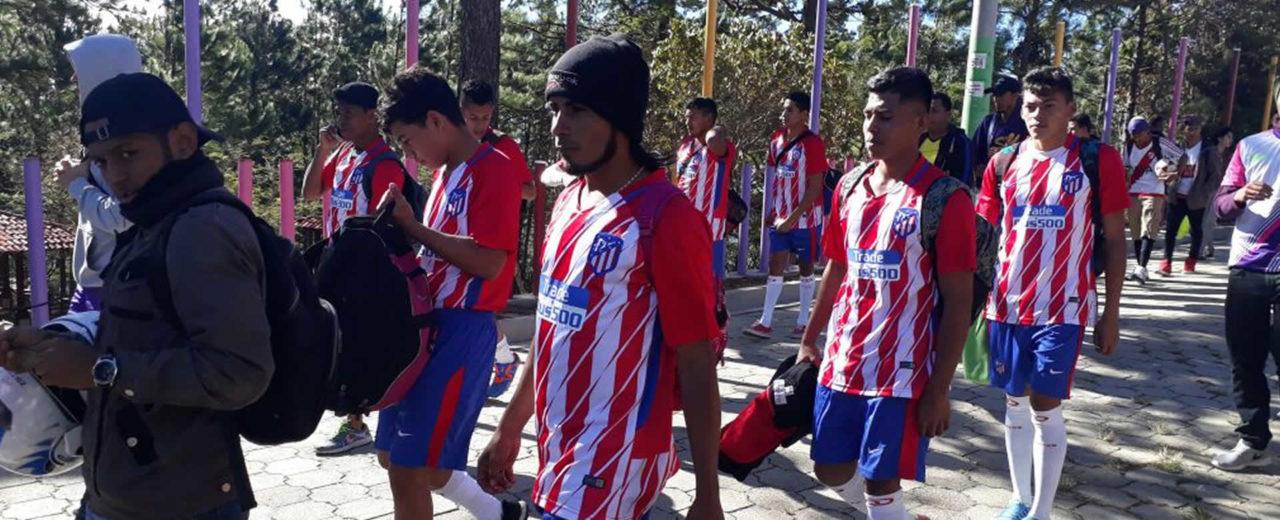 Inauguran liga de fútbol en Madriz, en saludo al paso a la inmortalidad del General Sandino