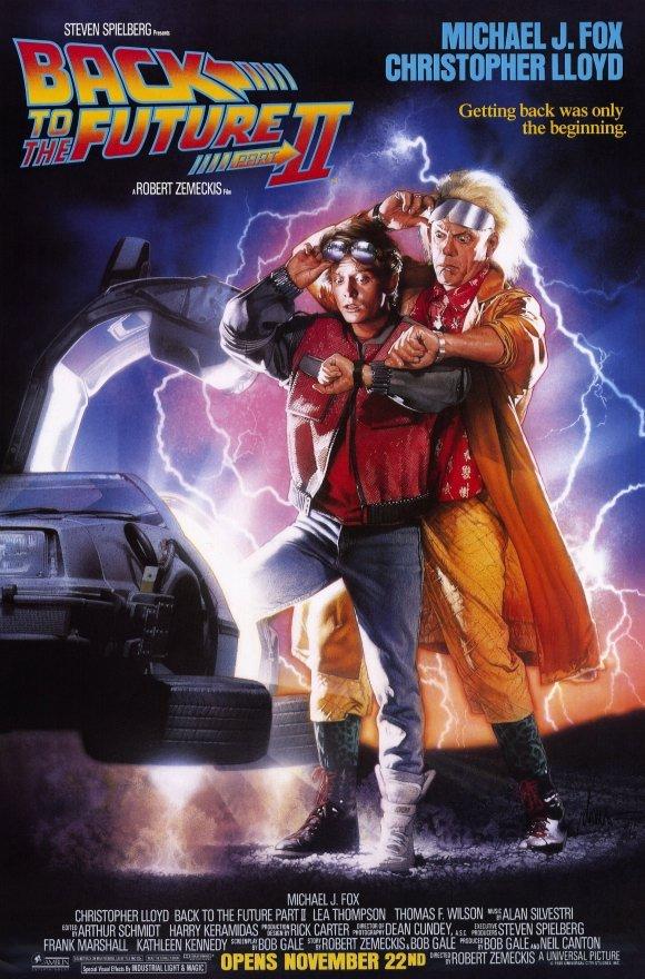 Cine del 13 - Back to the Future Part II