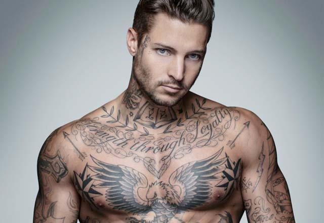 Tatuajes Guapos Para Hombres los hombres con tatuajes resultan más atractivos para algunas mujeres?