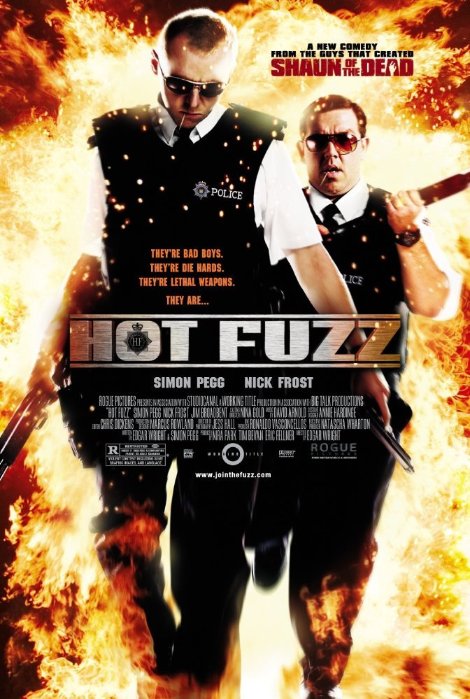 Cine del 13 - Hot Fuzz