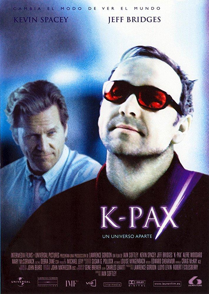 Cine del 13 - K-PAX