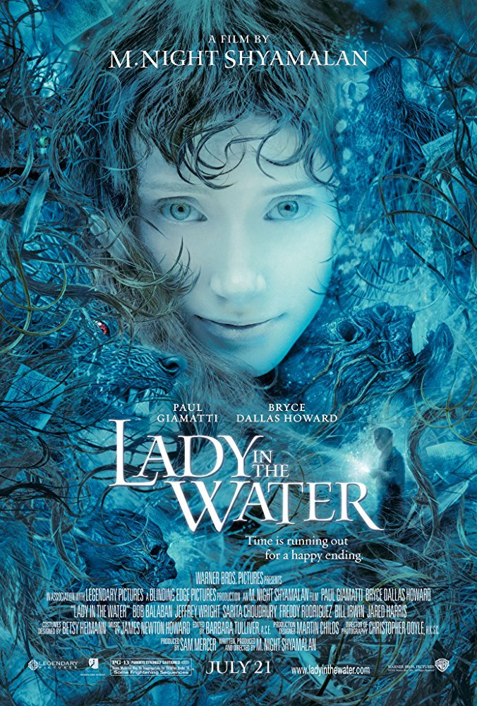 Cine del 13 - Lady in the Water