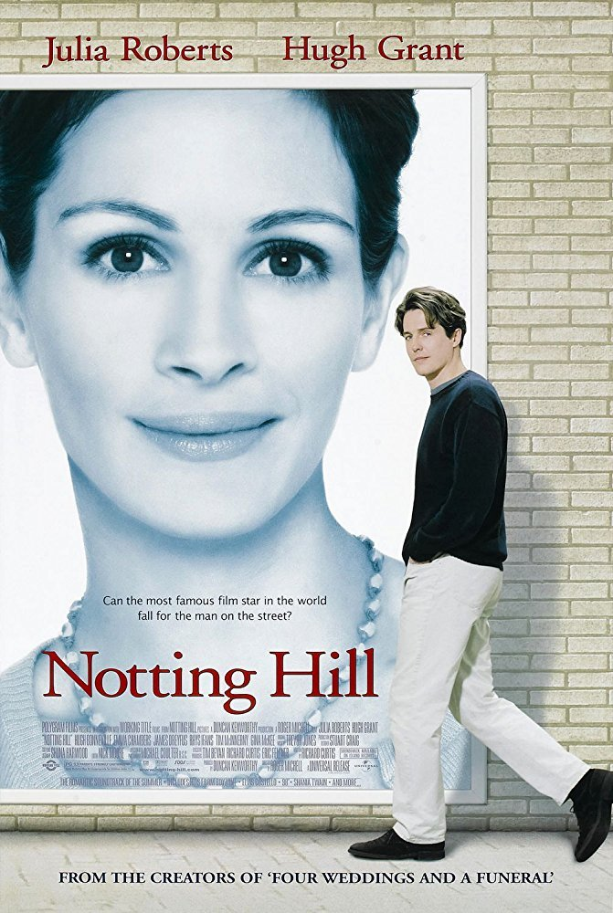 Cine del 13 - Notting Hill