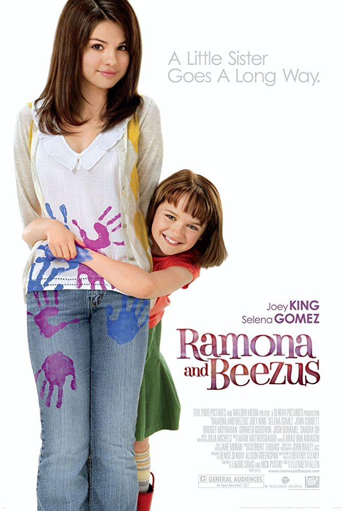 Cine del 13 - Ramona and Beezus