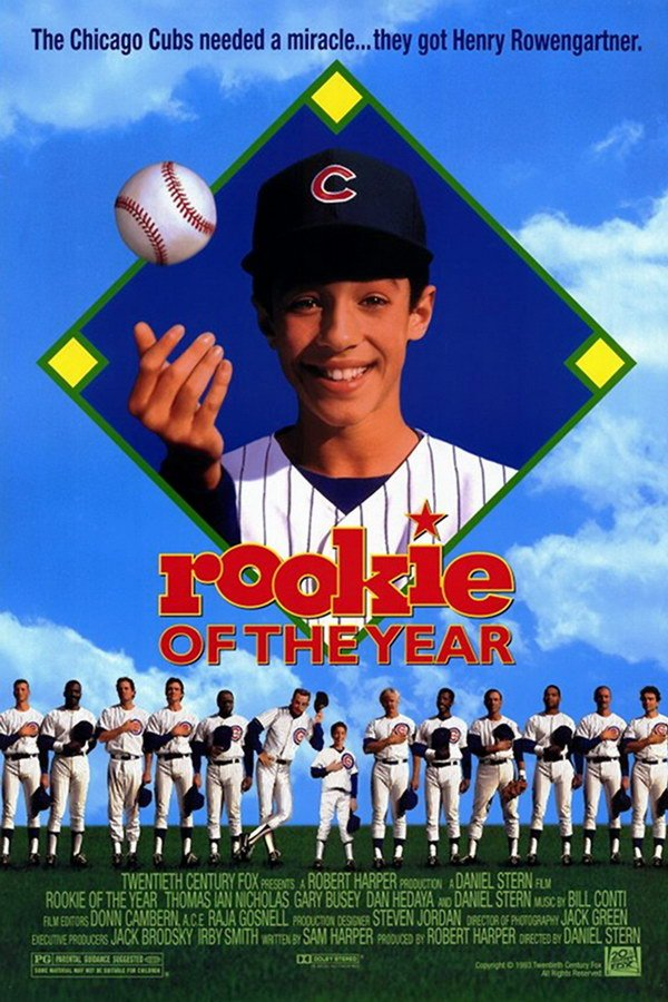 Cine Familiar - Rookie of the Year