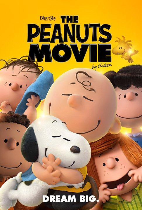 Cine Animado - The Peanuts Movie
