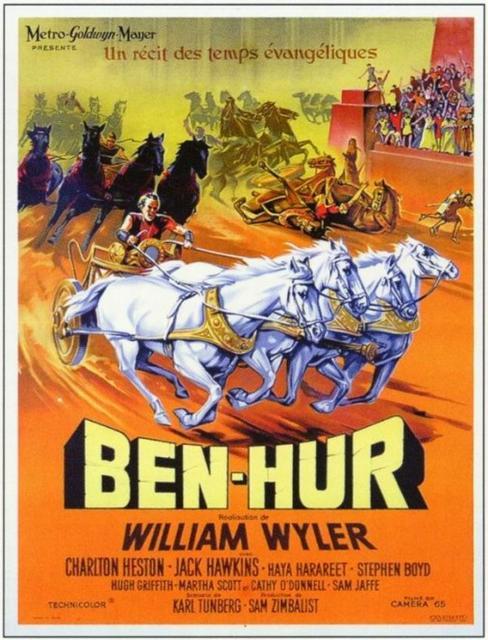 Cine del 13 - Ben-Hur