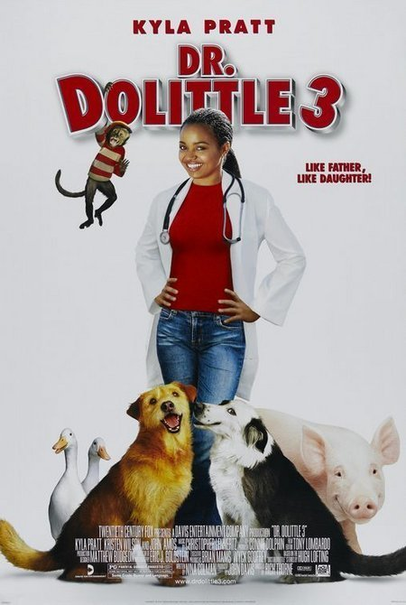 Cine Familiar - Dr. Dolittle 3