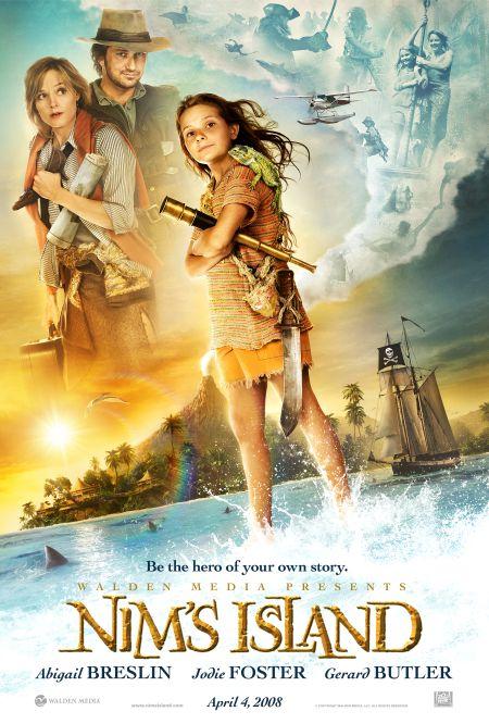 Cine del 13 - Nim's Island