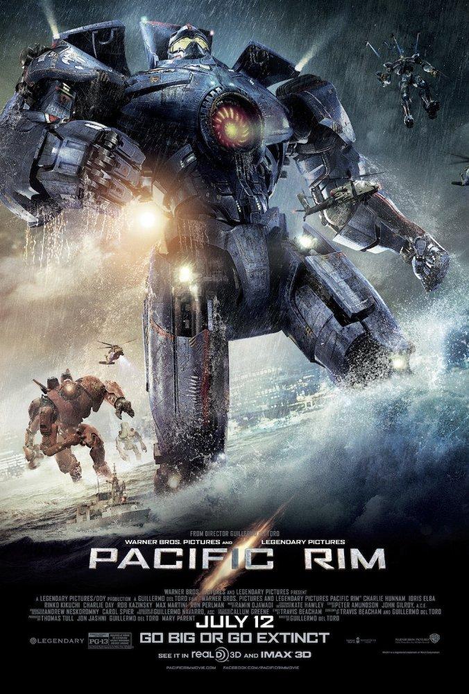 Martes de Adrenalina - Pacific Rim