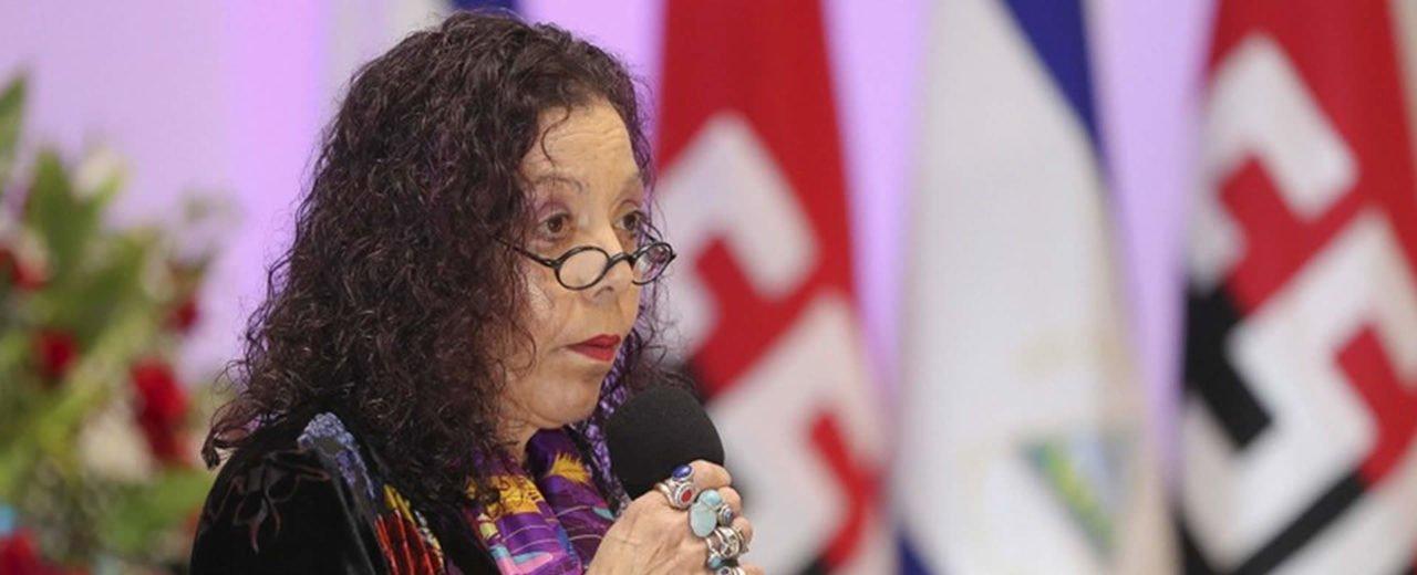 Rosario llama a la construcción de una Nicaragua de Trabajo, Paz y Justicia