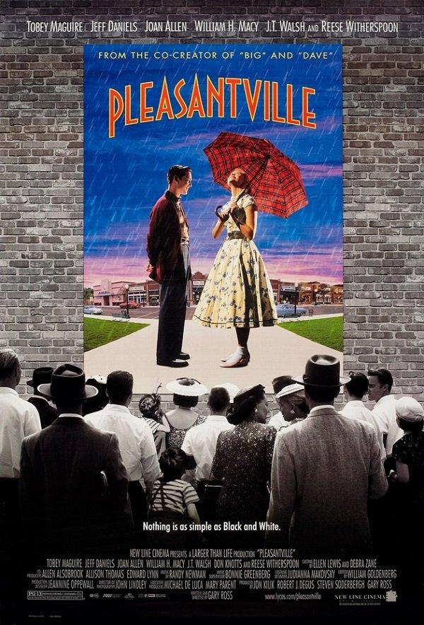 Cine del 13 - Pleasantville