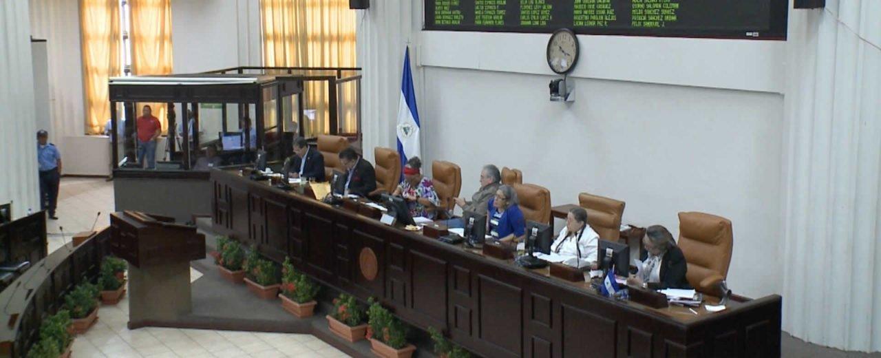 Asamblea Nacional acepta renuncia del Magistrado del Consejo Supremo Electoral, Roberto Rivas