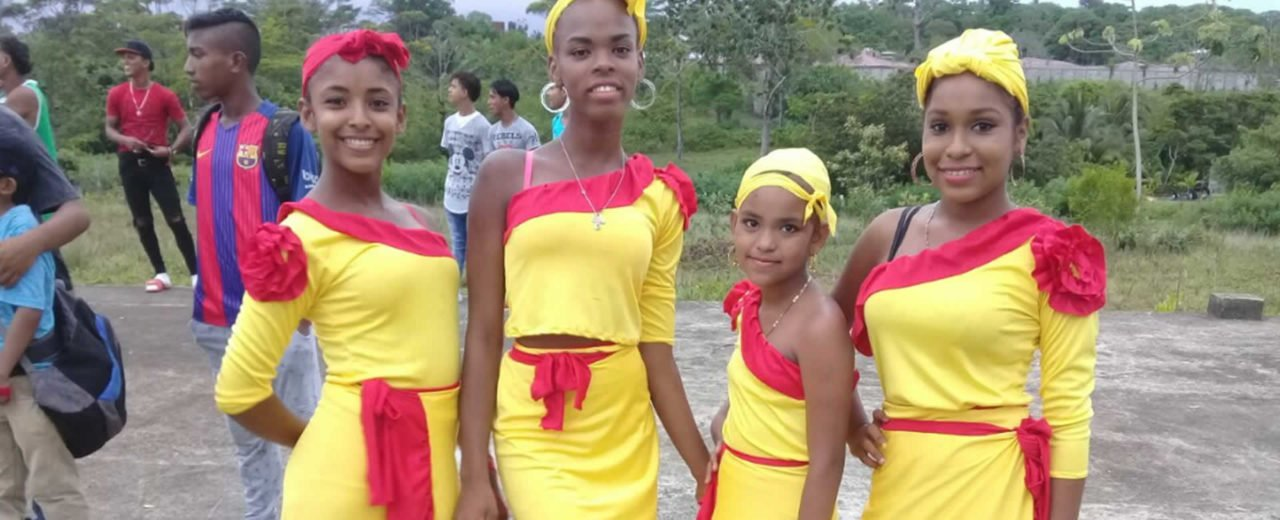 Bluefields ya celebra tradicional fiesta 'Palo de Mayo' al ritmo del 'Tulululu'