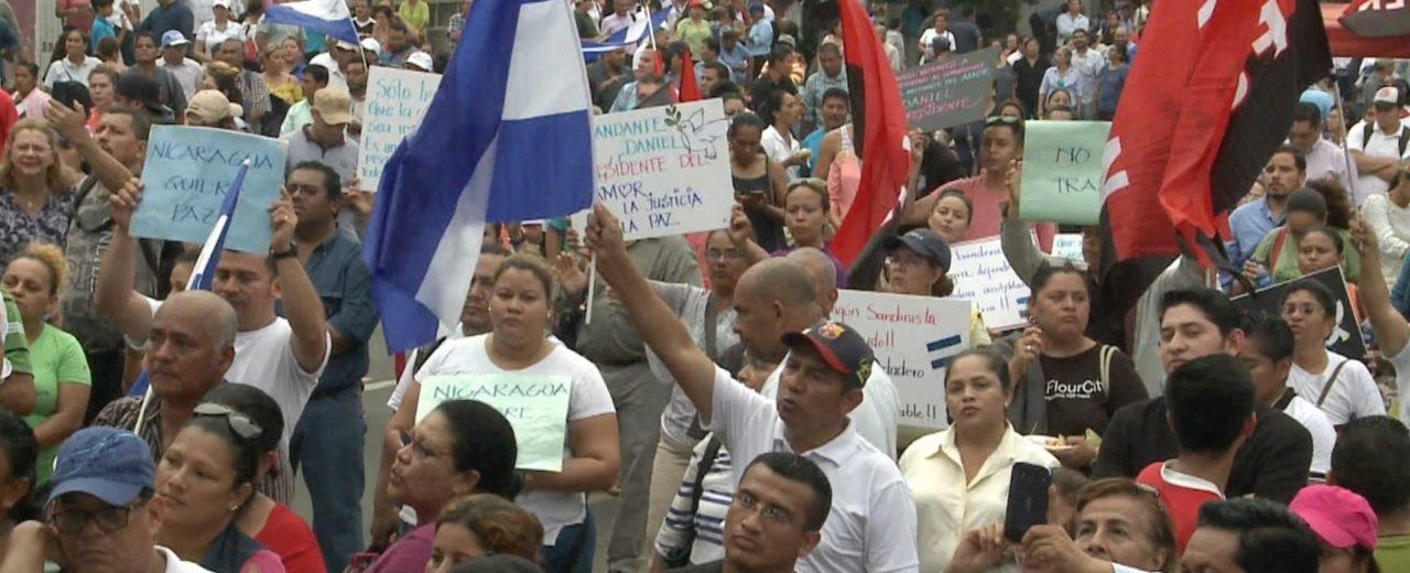 Capitalinos viven una noche de Concierto por la Paz en Nicaragua