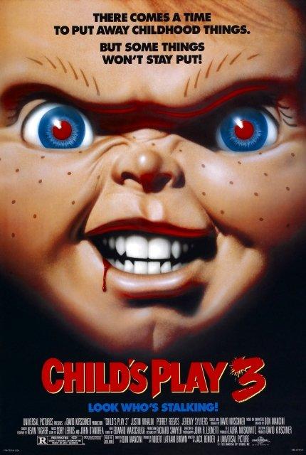 Viernes del 13 - Child's Play 3