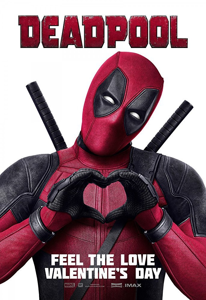 Martes de Adrenalina - Deadpool