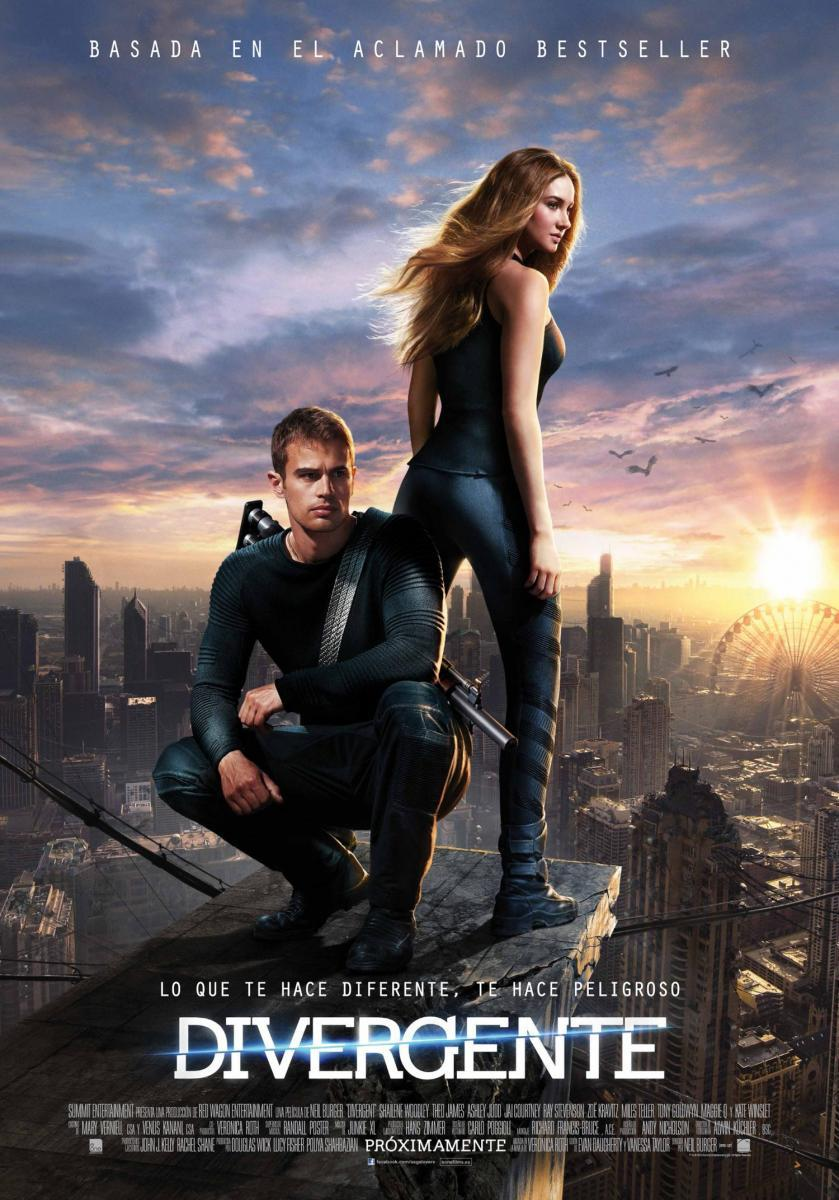 Cine del 13 - Divergent