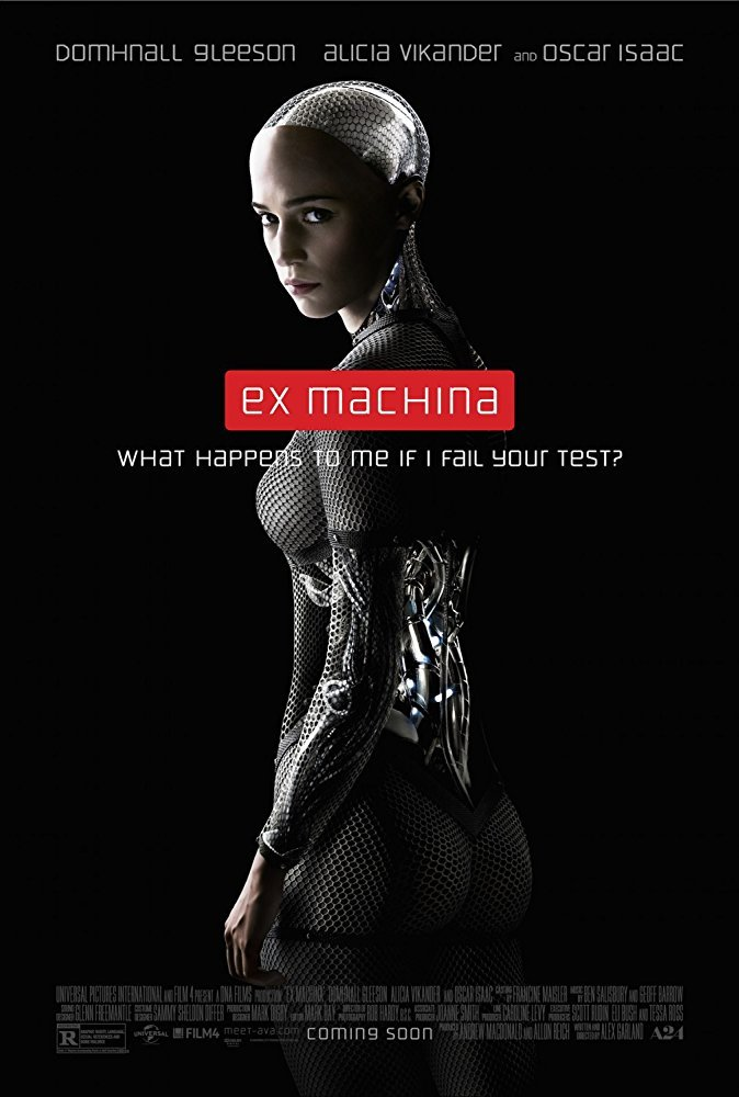 Cine del 13 - Ex Machina