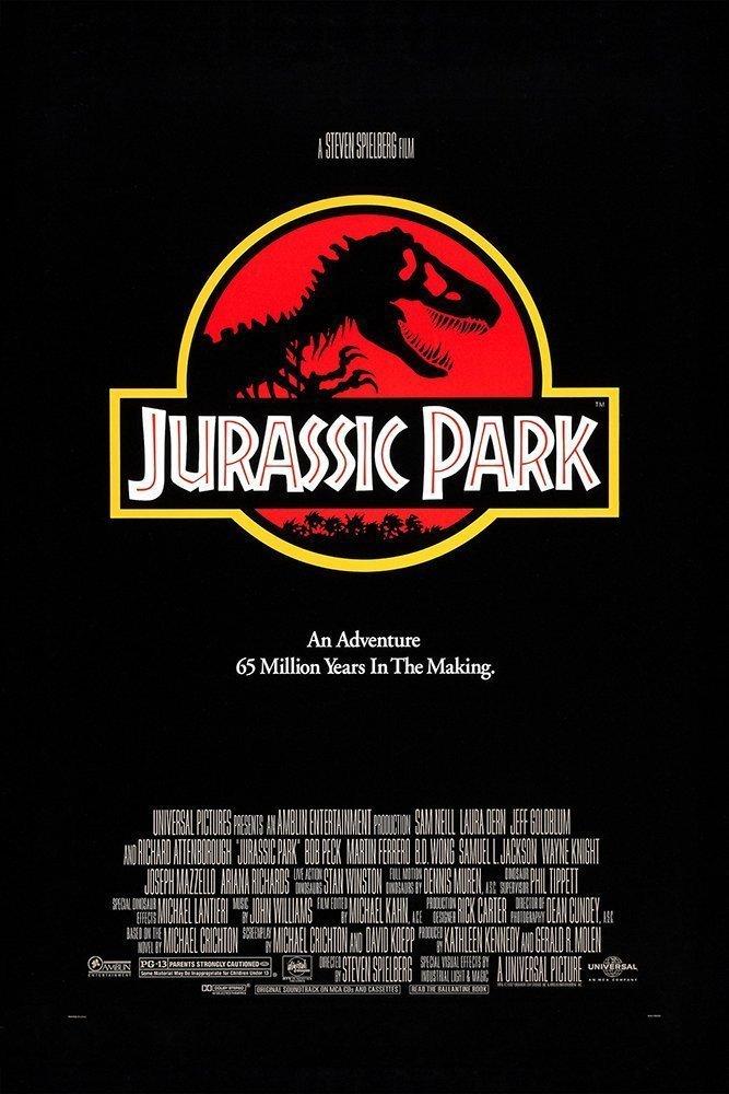 Cine del 13 - Jurassic Park
