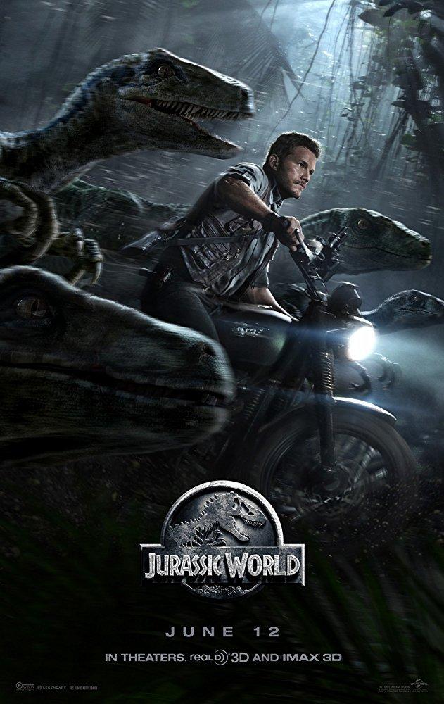 Cine del 13 - Jurassic World