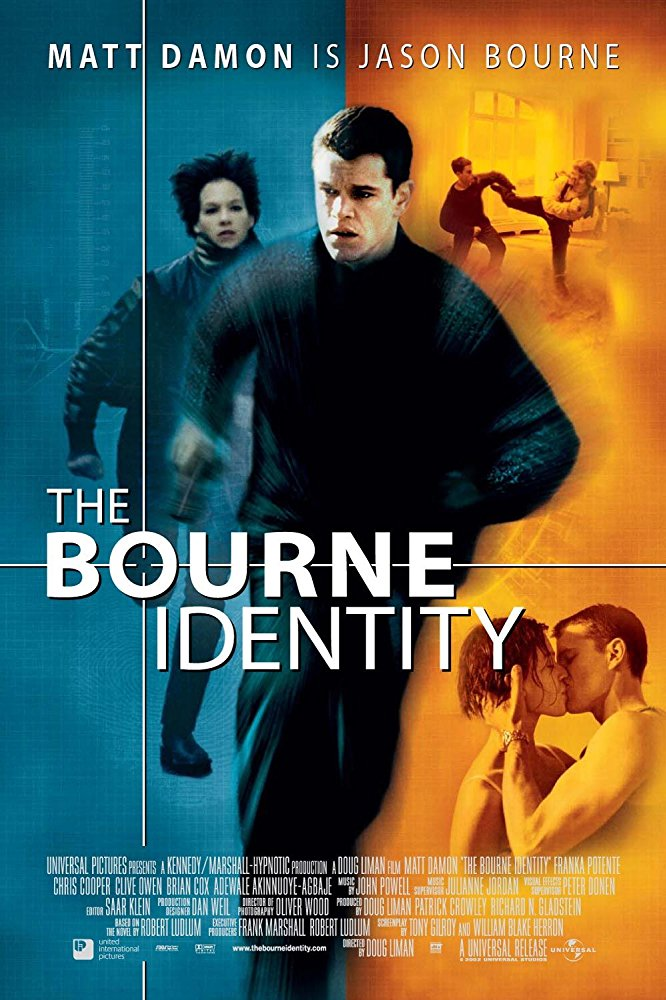 Martes de Adrenalina - The Bourne Identity