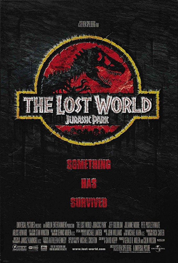 Cine del 13 - The Lost World: Jurassic Park