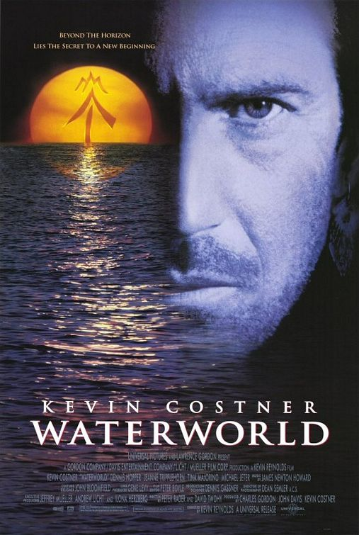 Cine del 13 - Waterworld