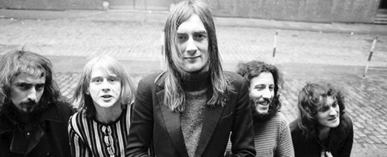 Último adiós a Danny Kirwan, guitarrista de la legendaria banda Fleetwood Mac