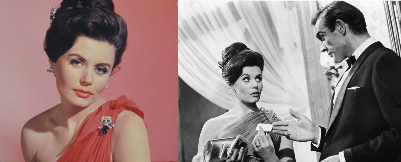 Fallece Eunice Gayson primera novia de James Bond, agente secreto 007